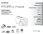 Fujifilm FinePix BL00729-200(1) User's Manual