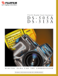 Fujifilm DS-515A User's Manual
