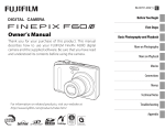 Fujifilm F60 User's Manual