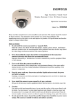 EverFocus EHD360 User's Manual
