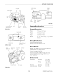 Epson PhotoPC 650 Digital Camera Product Information Guide