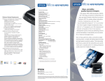 Epson PERFECTION 4870 Pro User's Manual