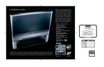Epson Livingstation LS47P1 Product Brochure