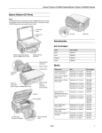 Epson CX4200 Product Information Guide
