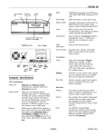 Epson NX Product Information Guide