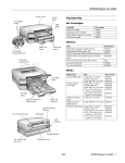 Epson Color Proofer 5500 User's Manual