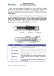 EnGenius Technologies Gigabit ESG-8808R User's Manual