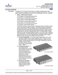 Emerson NetSure 211 Series Ordering Guides