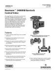 Emerson 24000SB Data Sheet