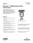 Emerson 24000S Data Sheet