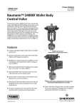 Emerson 24000F Data Sheet