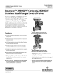 Emerson 24000CVF/SVF Data Sheet