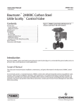 Emerson 24000C Instruction Manual