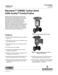 Emerson 24000C Data Sheet