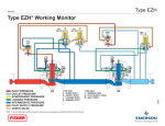 Emerson EZH and EZHSO Series Pressure Reducing Regulators Drawings & Schematics