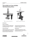 Emerson ACE95Sr Instruction Manual