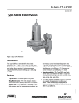 Emerson 630R Data Sheet