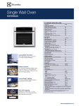 Electrolux EI27EW35JS User's Manual