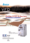 Delta Electronics ISO-9001 User's Manual