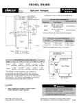 Dacor Range ER48D User's Manual