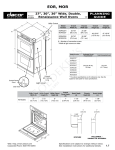 Dacor Double Oven 36 User's Manual