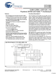 Cypress Perform CY7C1354C User's Manual