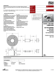 Cooper Lighting QCT904RMMH User's Manual
