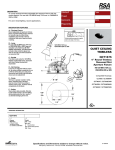 Cooper Lighting QCT1675 User's Manual
