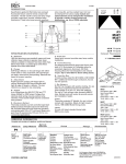 Cooper Lighting M42T User's Manual