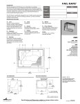 Cooper Lighting HVH User's Manual