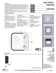 Cooper Lighting EW User's Manual