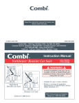 Combi 8600 Series User's Manual