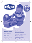Chicco Talking Carpenter Owner's Manual