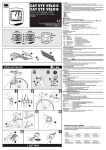 Cateye CC-VL500 User's Information Guide