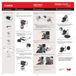 Canon PIXMA iP6220D Instruction Guide