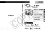 Canon PC1182 User's Manual