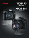 Canon eos5d User's Manual