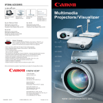 Canon LV-7245 User's Manual