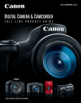 Canon T4i Full Line Guide