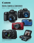 Canon T3i Full Line Product Guide