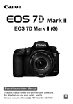 Canon 7D Basic Instruction Manual