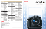 Canon EOS-1Ds User's Manual