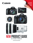 Canon EOS-1D Product Guide