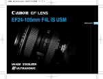 Canon EF24 User's Manual