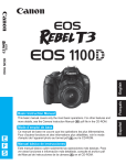 Canon 1100D User's Manual