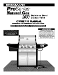 Brinkmann Series 2630 User's Manual