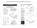 Braun Door 33657 User's Manual