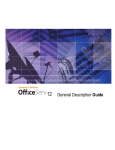 Boss Audio Systems OfficeServ 12 User's Manual