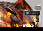Boss Audio Systems BV6450 User's Manual