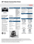 Bosch HSLP451UC Product Information